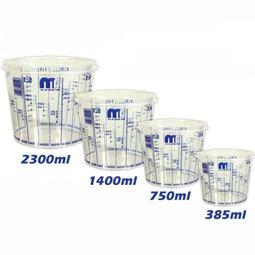 MP plastová odmerka 385 ml