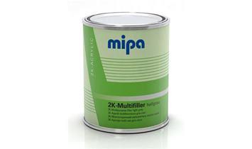 MIPA 2K Multifiller svetlosivý 1l